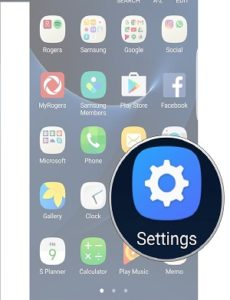 screen overlay detected samsung note 5