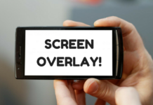 screen overlay tecno